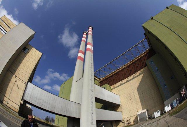 Central nuclear de Paks, Hungría