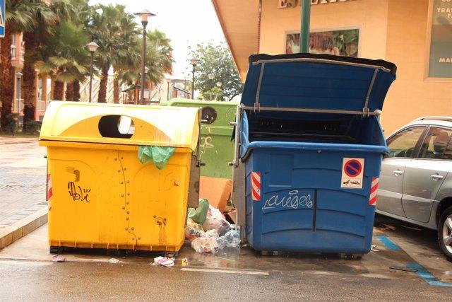 Contenedor, Basura, Reciclaje, Papel, Plástico, Vidrio, ecología, ecologico
