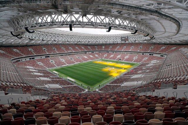 Estadio Luzhniki Mundial Rusia 2018