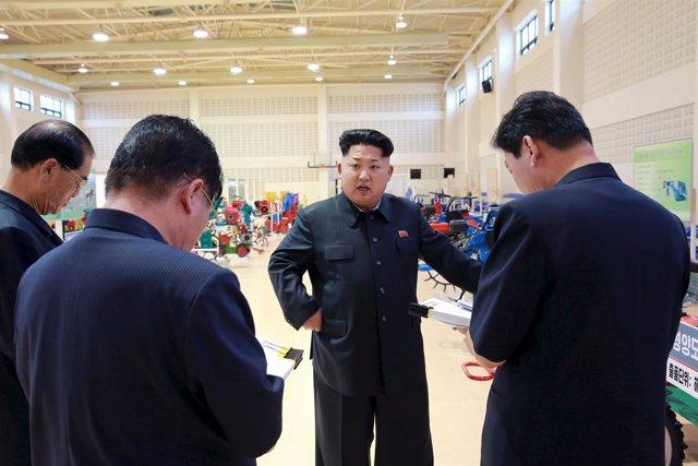 Kim Jong Un, Corea del Norte