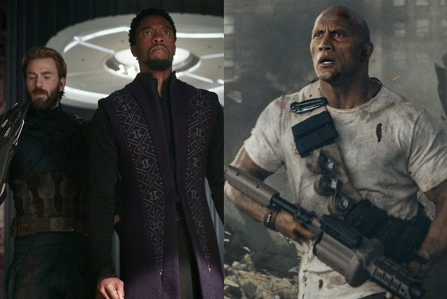 Vengadores: Infinity War/Rampage
