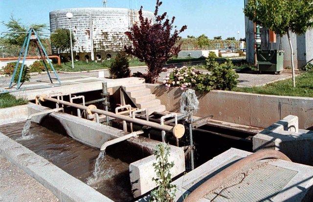 Depuradora De Aguas Residuales Santa Marta