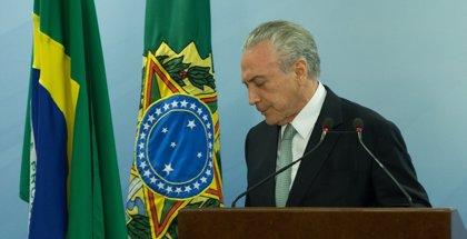 El Supremo de Brasil ordena levantar el secretario bancario de Michel Temer