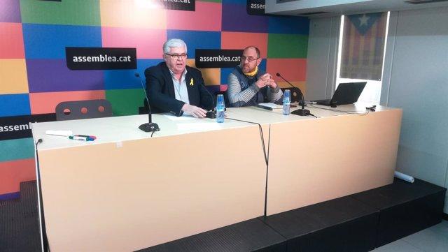 Agustí Alcoberro, Francesc Cara (ANC)