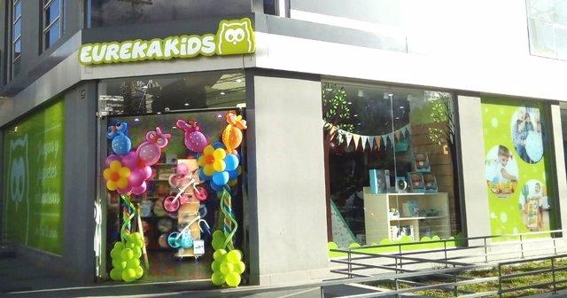 Tienda de Eurekakids en Bolivia