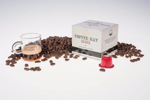 Coffe Hat café en cápsulas