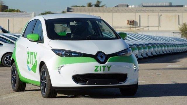Renault ZOE de Zity