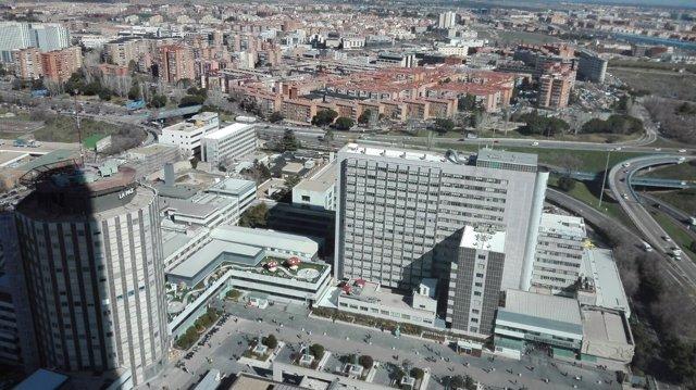acbfd56fd La Comunidad de Madrid creará un nuevo Hospital La Paz en diez años ...