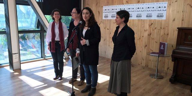 Laura Pérez y Gala Pin