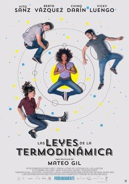 """""""Las Leyes De La Termodinámica' Poster"""