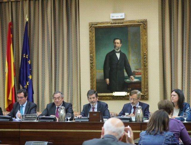 Antonio Garmendi y Juan Rosell, de CEPYME y CEOE