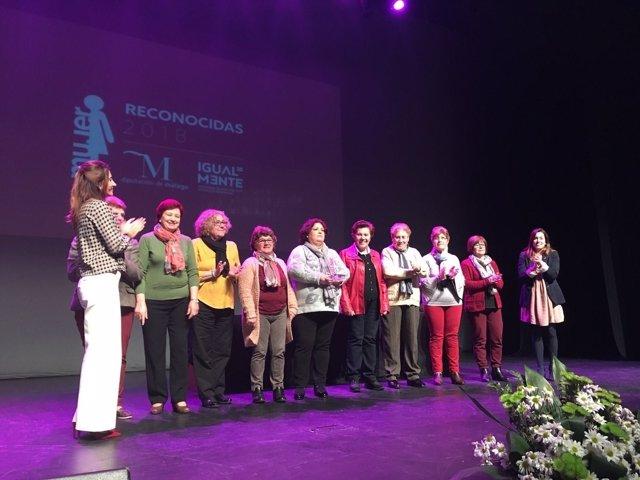 Premio Reconocidas 2018