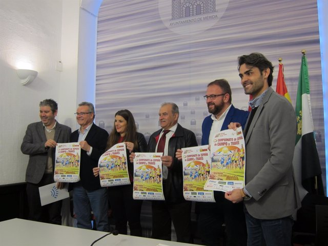 Presentación  Campeonato De España De Campo A Través
