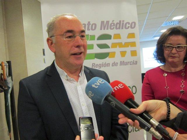 Francisco Miralles, presidente del CESM