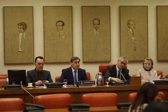 El fiscal general del Estado presenta la memoria de los años 2015 y 2016
