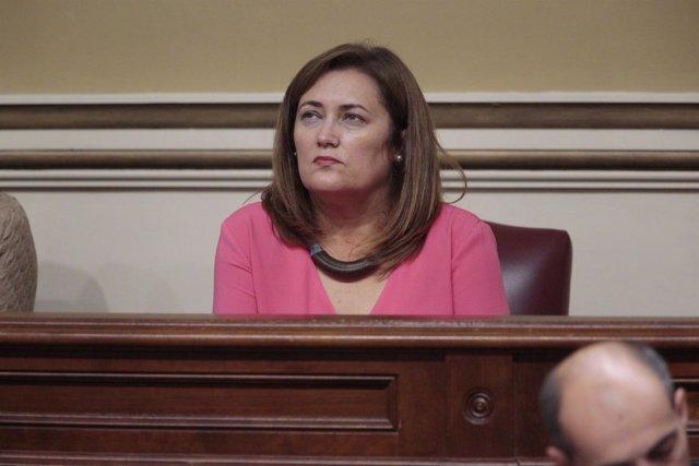 Nota De Prensa. Grupo Nacionalista Canario. Guadalupe González Rtvc