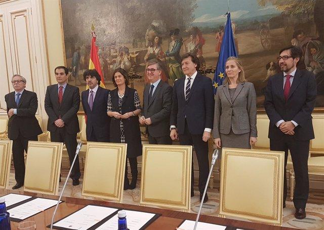 5 Secretarías De Estado Firman Un Convenio Contra El Racismo