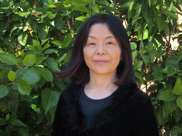 La escritora japonesa Yoko Tawada