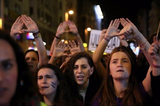 Manifiesto huelga feminista 8M
