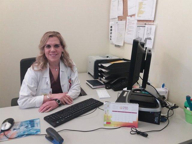 Paloma Ortega Quiñonero es la nueva jefe del Servicio de Ginecología