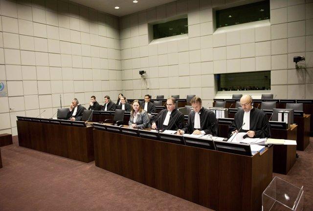 Tribunal Especial para Líbano (archivo)