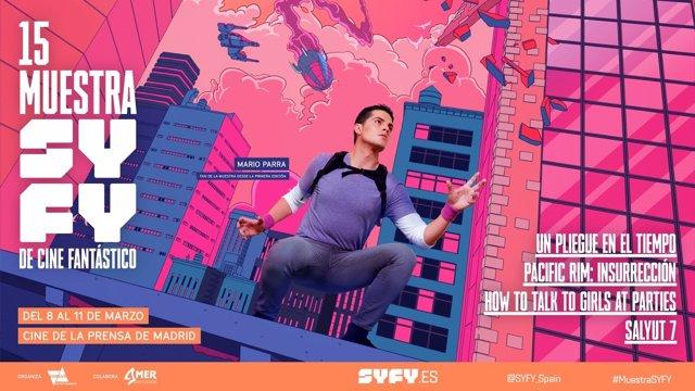 Muestra Syfy De Cine Fantástico
