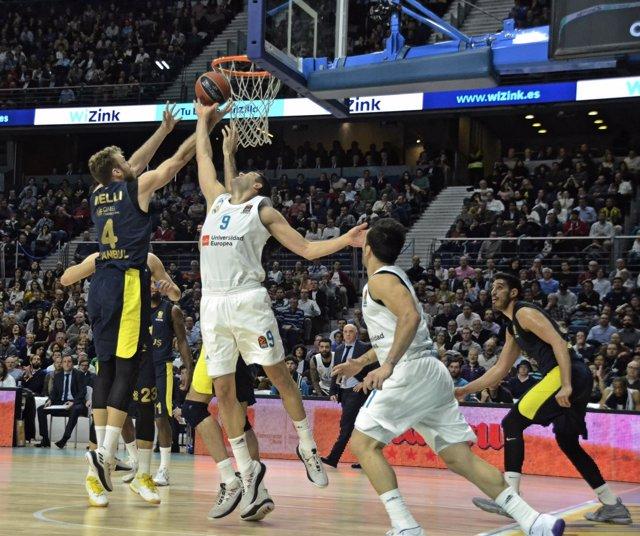 Real Madrid Basket - Fenerbahçe