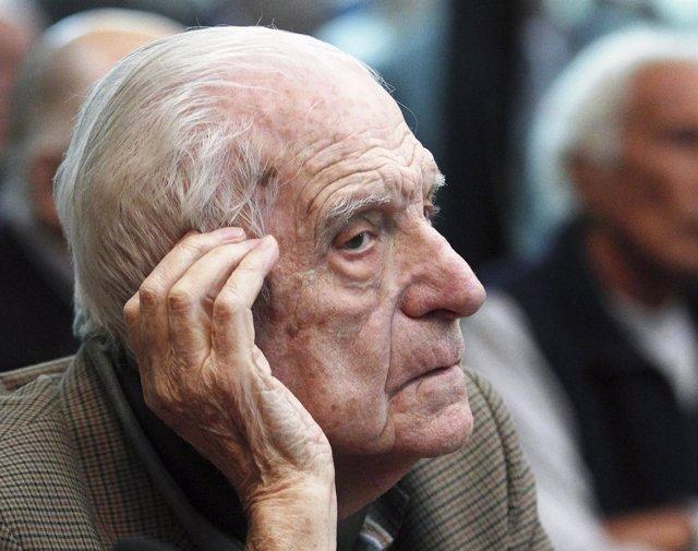 El ex represor argentino Reynaldo Bignone