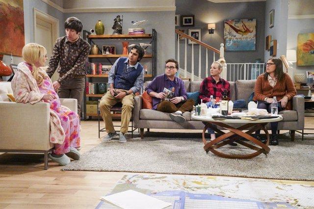 Big Bang Theory Capítulo 16 De La Temporada