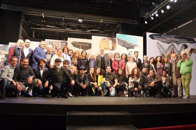 Presentación de la Bienal de Flamenco de Sevilla 2018