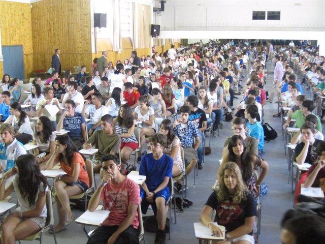 Alumnos Bachillerato