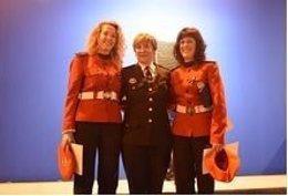 Dos ertzainas galardonadas con las II Distinciones nacionales a mujeres policía