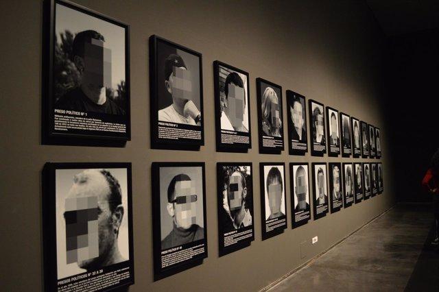 La obra 'Presos políticos' expuesta en Lleida tras ser retirada de Arco