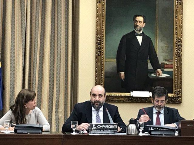 Miguel Borra, presidente de CSIF