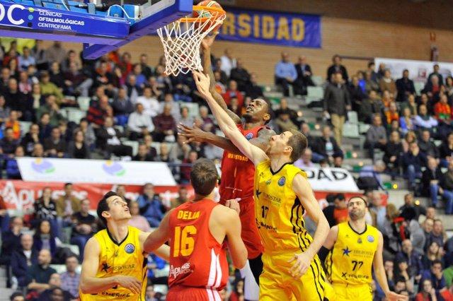 UCAM Murcia - Iberostar Tenerife en la Champions de baloncesto
