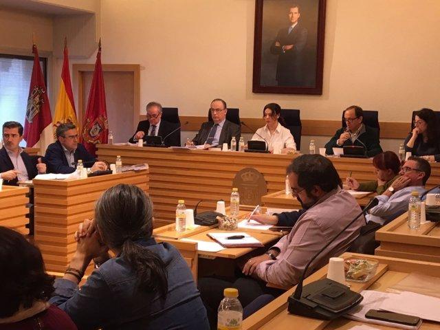 Aprobado el presupuesto de Ciudad Real