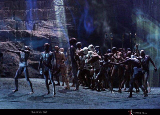 Aida regresa al Teatro Real 20 años después