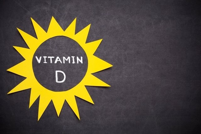 Sol, vitamina d