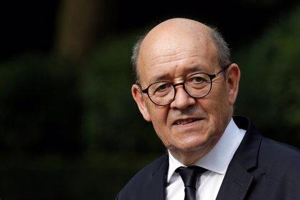 Francia presiona a Rusia e Irán para que garanticen que el régimen sirio respeta el alto el fuego
