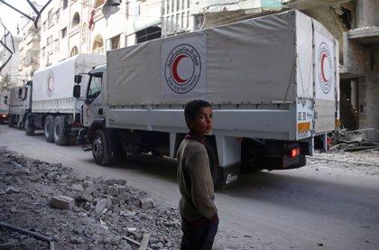 Aplazado el reparto de ayuda humanitaria previsto para este jueves en Ghuta Oriental