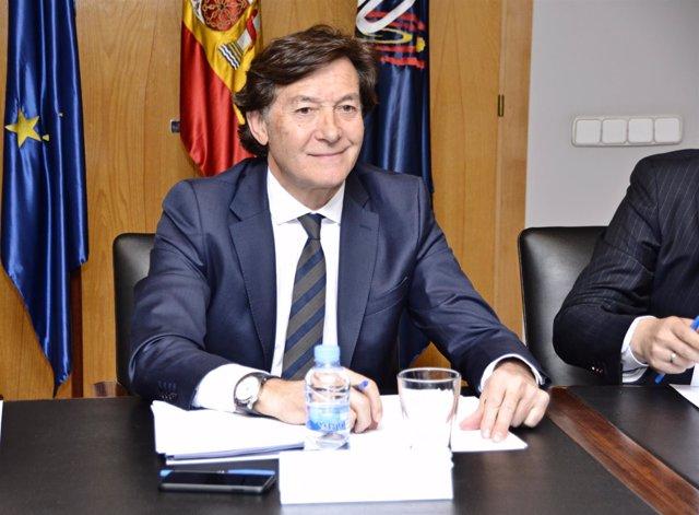 Jose Ramón Lete, presidente del Consejo Superior de Deportes