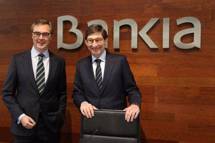 Bankia repartirá 340 millones en dividendos el próximo 20 de abril