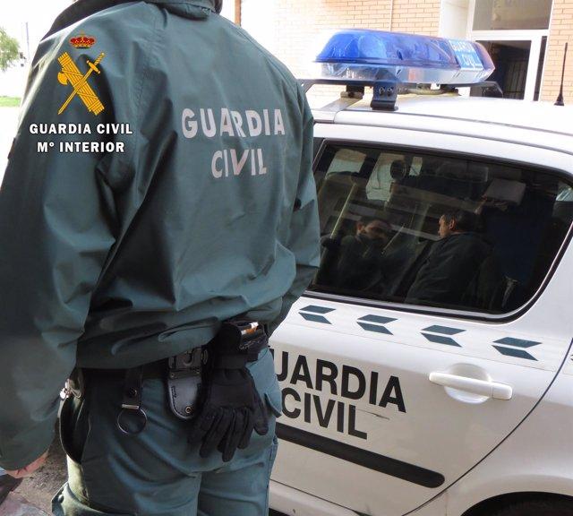 Opc Albacete. Nota De Prensa (Robos Con Fuerza En Segundas Viviendas De Tobarra)