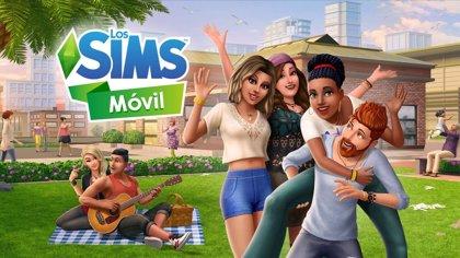 Los Sims Móvil llega a dispositivos iOS y Android manteniendo la esencia de la saga y con nuevas funciones sociales