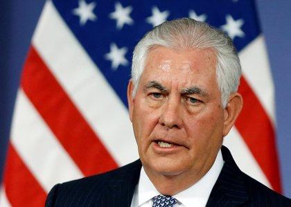 Tillerson recomienda a los países africanos que estudien con detenimiento si aceptan préstamos de China