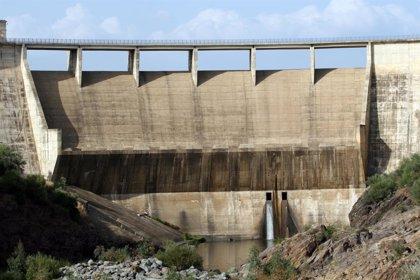 Los pantanos de la red de Emasesa alcanzan un 81,3% de su capacidad con el de El Gergal ya completo
