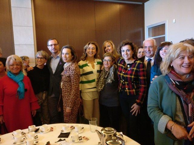 Acto del PP Mujer e Igualdad