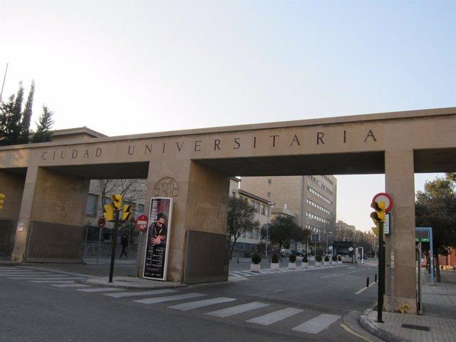 Campus De San Francisco De La Universidad De Zaragoza