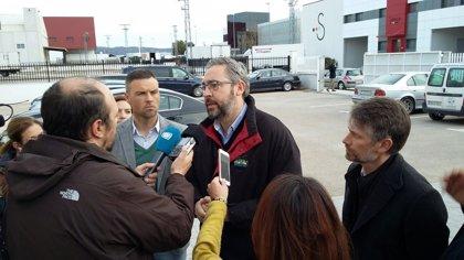 """Víctor Martínez: """"El Gobierno trabaja ya en la autovía del Norte, que será una realidad con el PP"""""""