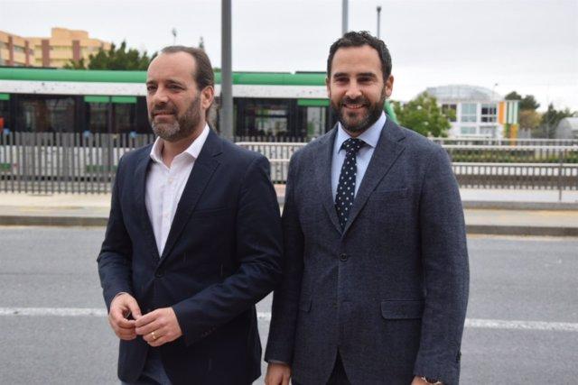 Juan Cassá y Daniel Pérez